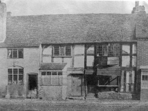 Shakespeare's Birthplace in 1847