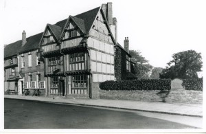 New Place in Stratford upon Avon about 1925