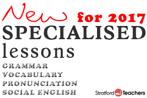 SPECIALISED LESSONS