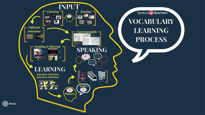 Vocabulary Learning Process Prezi