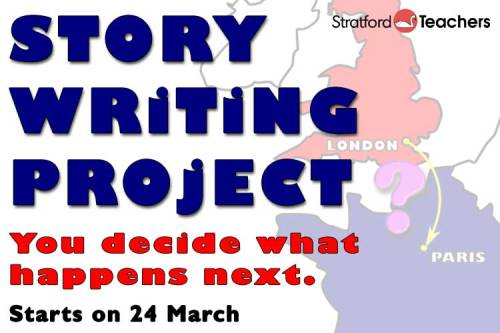 Story Writing Project