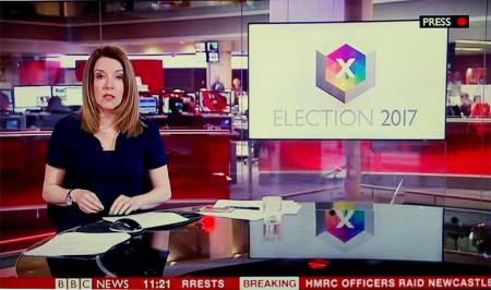 BBC election news