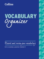 Vocabulary Organizer by Pete Sharma and Barney Barrett
