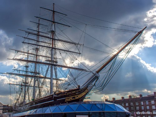 Cutty Sark - Greenwich, London