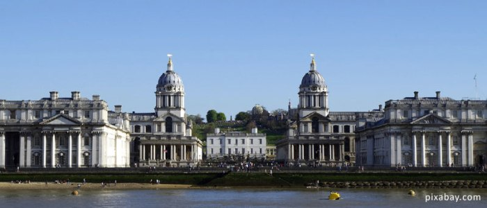 Royal Naval College - Greenwich, London