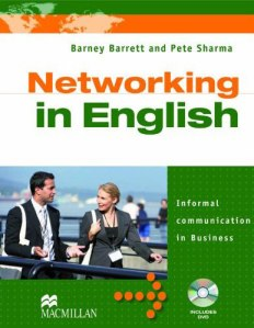Networking in English by Pete Sharma and Barney Barrett